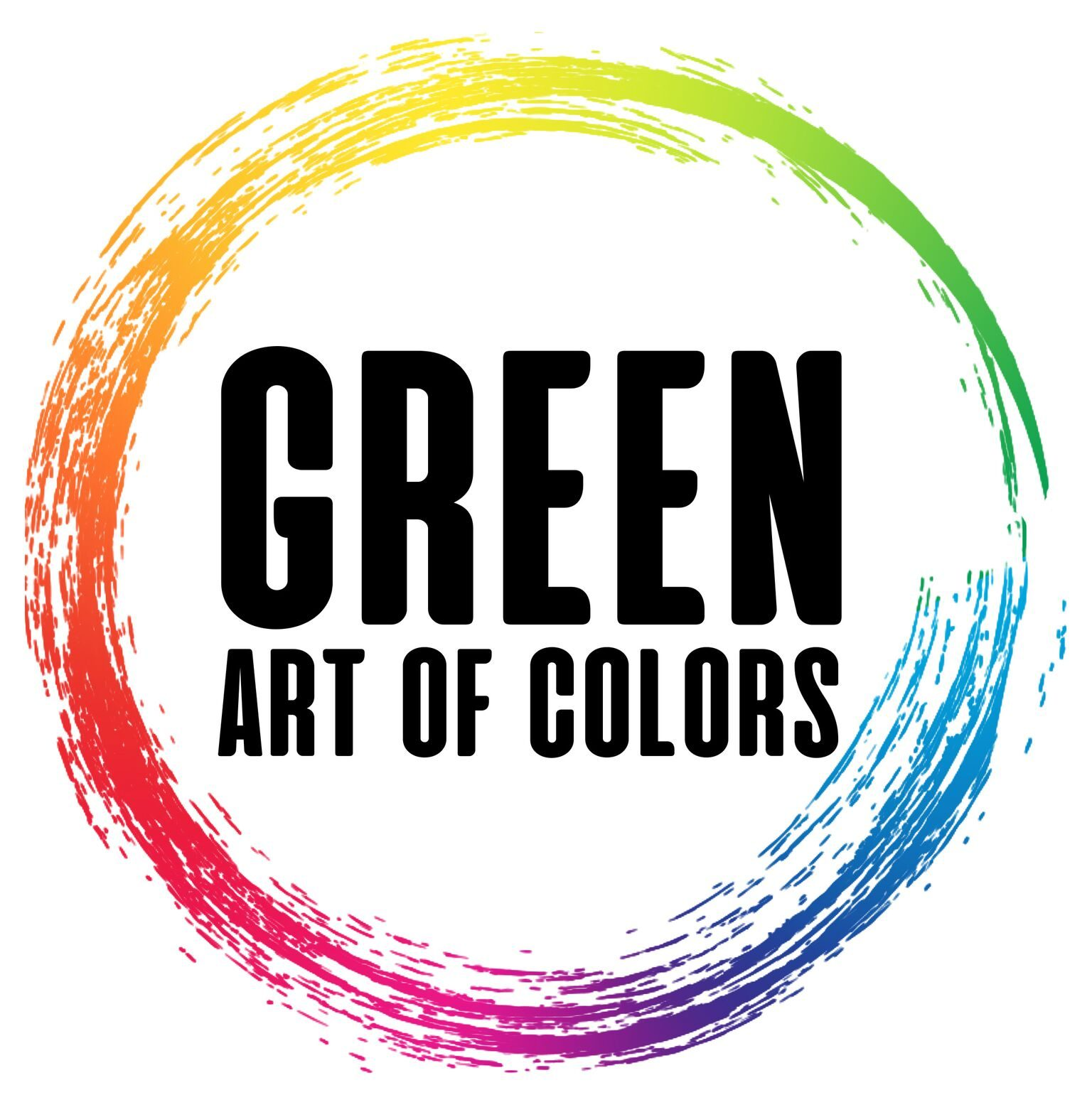 green art of color